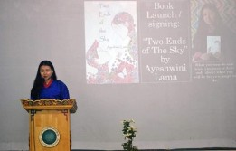 Book Launch: Two Ends of the Sky