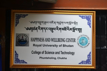 Happiness and Well-being Center Inaugurated at CST
