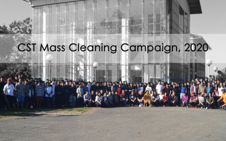 Campus Mass Cleaning Campaign